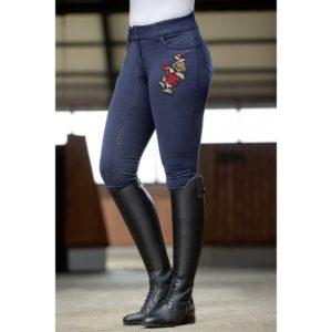 pantalones montar Fleur HKM