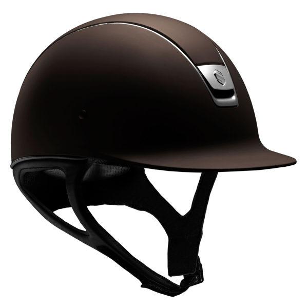 casco samshield shadowmatt marron