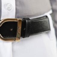 cinturon cuero makebe