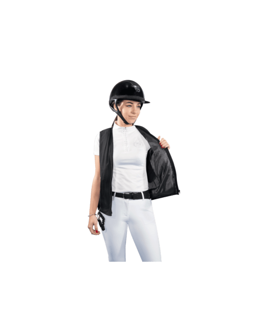 Chaleco Airbag Helite Zip'In2