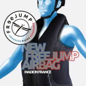 chaleco airbag freejump